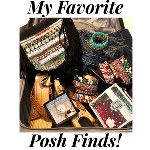 Other - My Favorite Posh Finds! ❤️